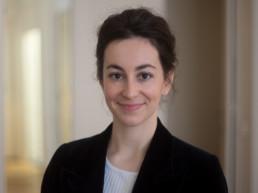 Portrait de Julia Estrade